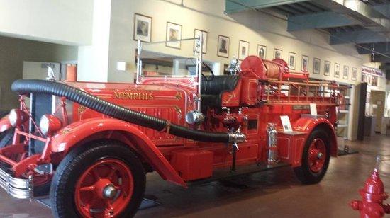 Fire Museum of Memphis: Fire Museum