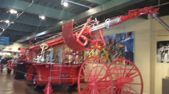 Fire Museum of Memphis : Fire Museum 2