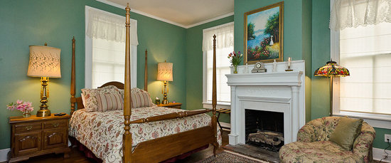 Edenton, Carolina del Norte: Guest Room One (Webster Simons Suite)