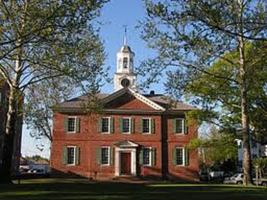 Edenton's Historic Court House