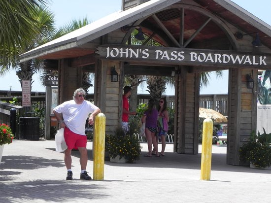 John's Pass Village and Boardwalk: john's pass
