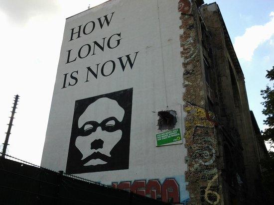 Oranienburgerstrasse: How Long is Now