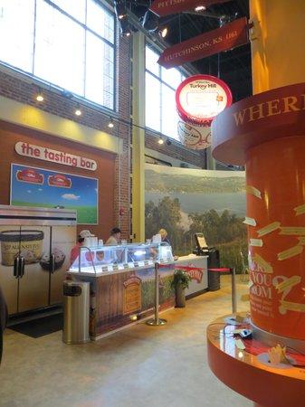 Turkey Hill Experience: The Tasting Bar