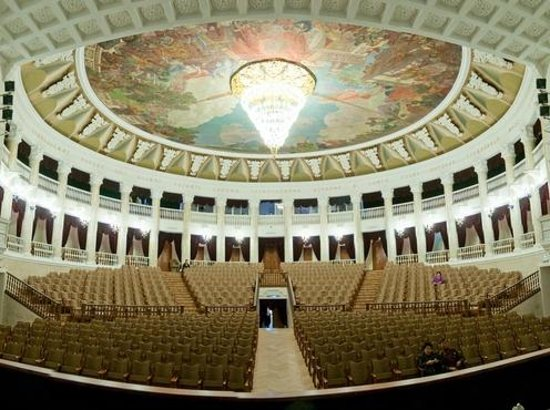 Ulan-Ude, Rusko: Концертный зал БГАТОиБ