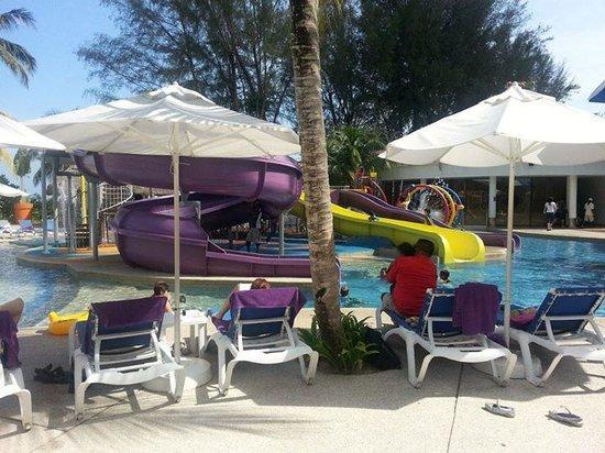 Swimming Pool Picture Of Hard Rock Hotel Penang Batu Ferringhi Tripadvisor