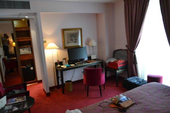 Clos La Boetie : Our room
