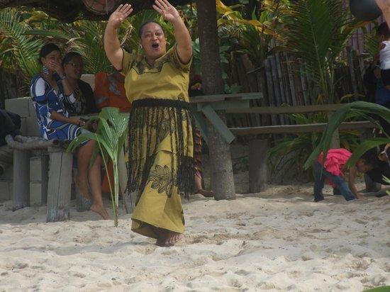 Oholei Beach Resort : the fun u get out of oholei
