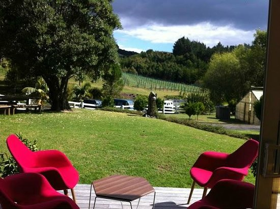 Paroa Bay Winery