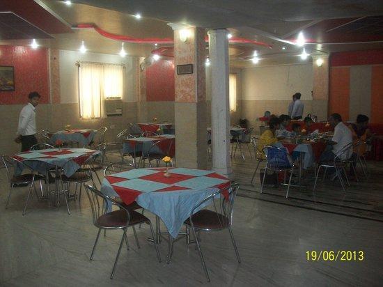 Hotel Taj Heritage: Dining Hall