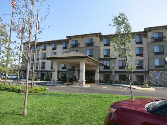 Hampton Inn & Suites- San Luis Obispo: Hotel