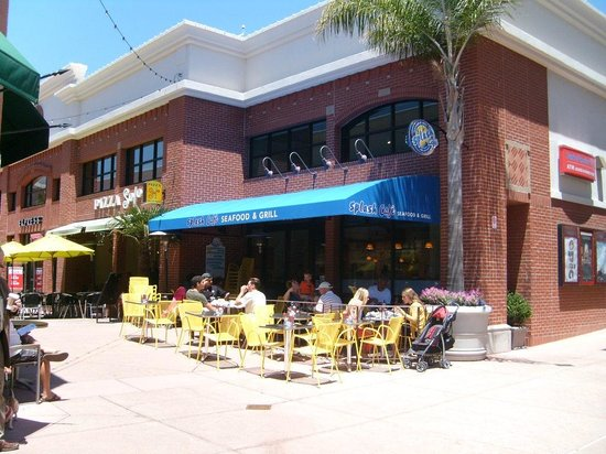 Splash Cafe Seafood Grill Welcome To Downtown Slo