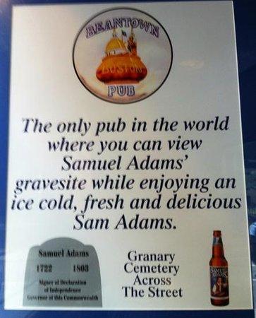 Beantown Pub Photo