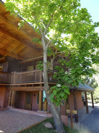 Boulder Mountain Lodge: Hotel