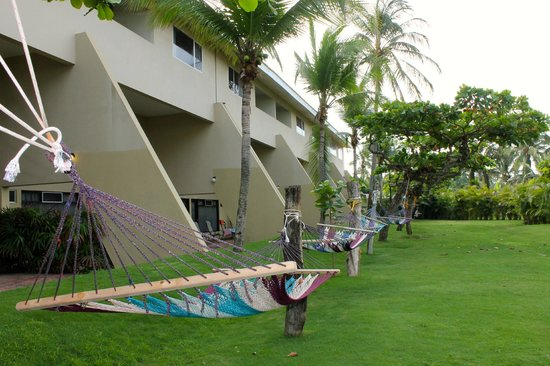 Doubletree Resort by Hilton, Central Pacific - Costa Rica: hammock area by building 1