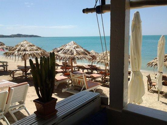 Cafe del Mar: restaurant