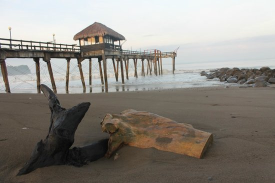 Doubletree Resort by Hilton, Central Pacific - Costa Rica: the pier