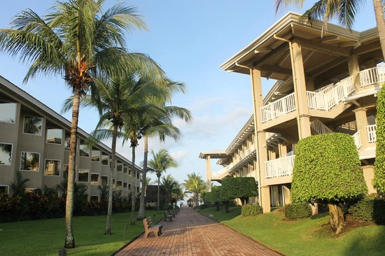 Doubletree Resort by Hilton, Central Pacific - Costa Rica: beautiful grounds