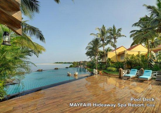Mayfair Hideaway Spa Resort, Hotels in Palolem