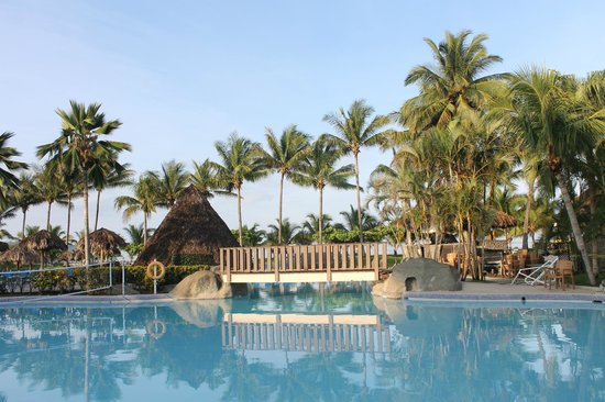 Doubletree Resort by Hilton, Central Pacific - Costa Rica: view from the dining area