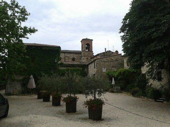 San Lorenzo della Rabatta: panoramica