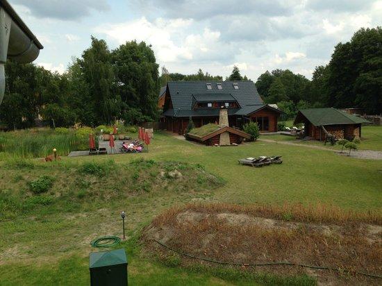Seehotel Burg im Spreewald: Wellnessbereich