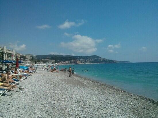 Blue Beach: beach