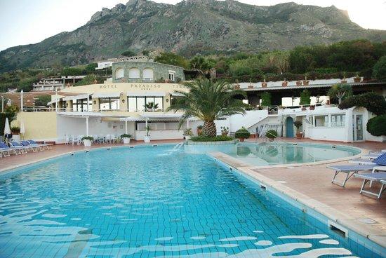 Paradiso Terme Resort & Spa: Piscina termale