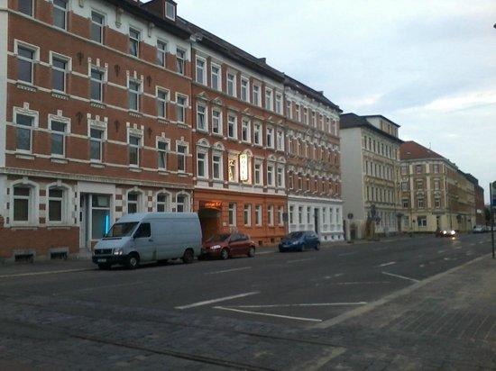 Hotel Plagwitzer Hof : Esterno