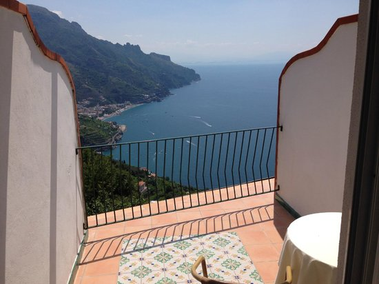 Hotel Ristorante Garden: Vista Camera