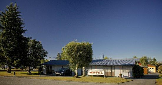 Ohakune Court Motel : Mountain view units