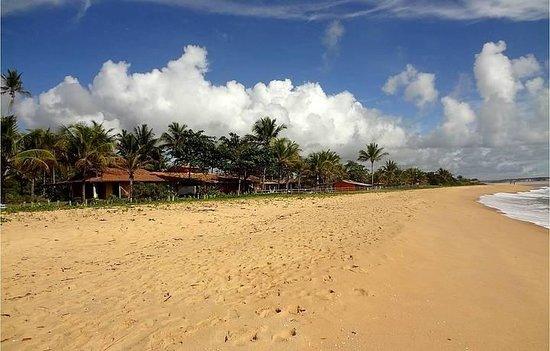 Pousada Lagoa: the beach