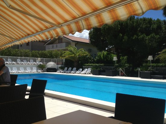 Hotel Palace: Piscina