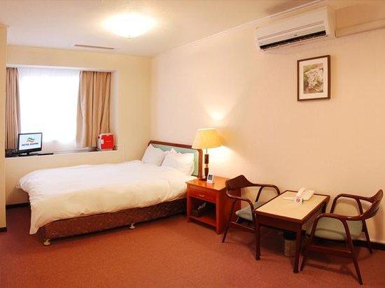 Hotel Naniwa : Double room