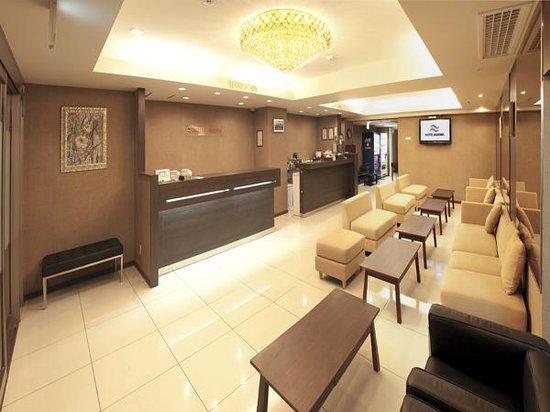 Hotel Naniwa: Lobby