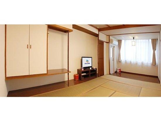 Hotel Naniwa: Japanese style room for 5