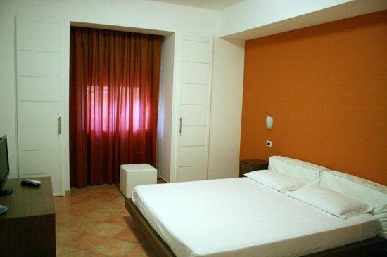 B&B Mediterraneo: camera da letto