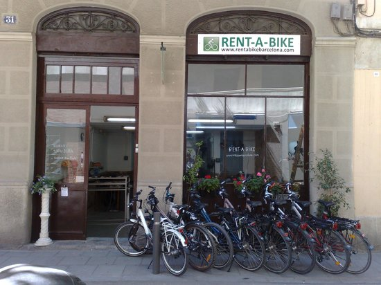 Rent-a-bike Barcelona