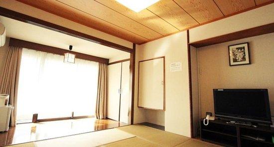 Hotel Naniwa: Japanese style room