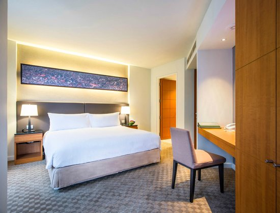 Chatrium Residence Sathon Bangkok: One Bedroom Deluxe Suite