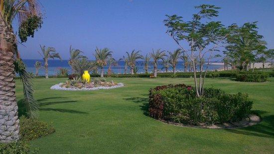 Fantazia Resort: giardini hotel