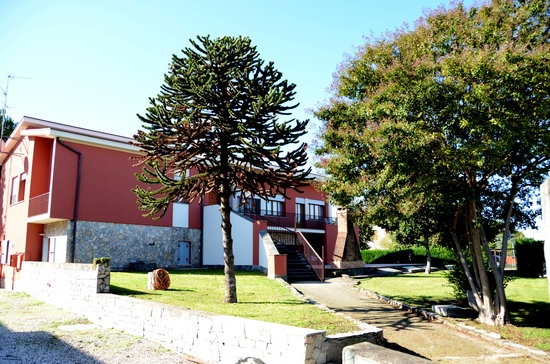 La Villa di Montagnana Affittacamere