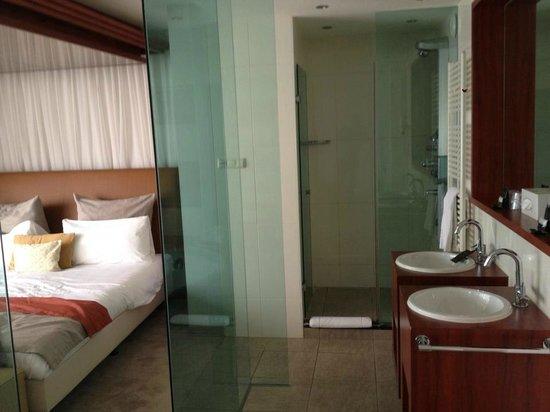 Bilderberg Europa Hotel: bathroom