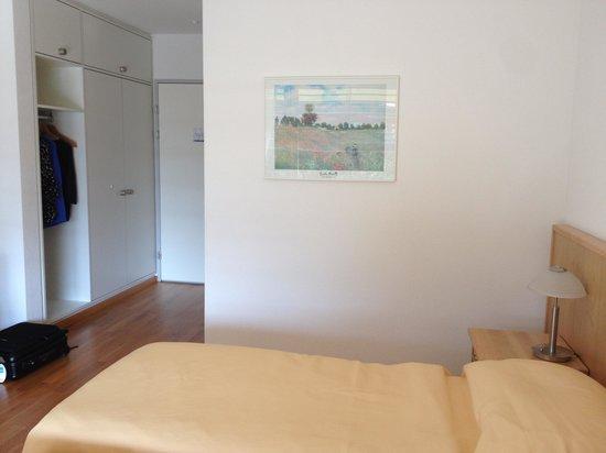Casa Emmaus: My room