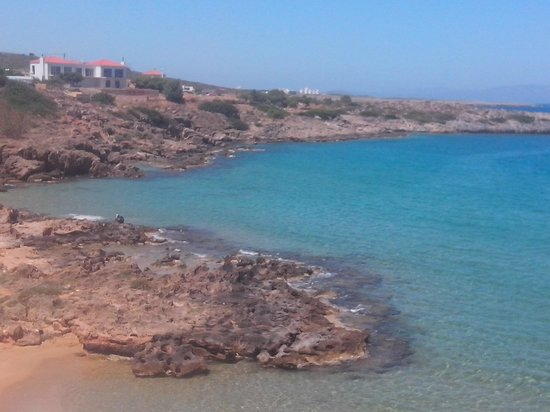 Waterlily Hotel : Kalathas beach