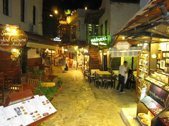 Amphora Hotel: kas centre