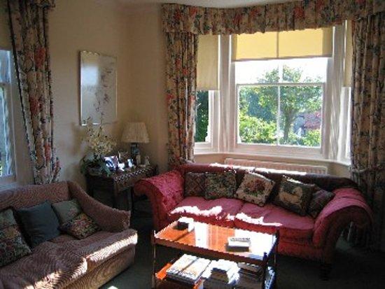 Maycroft sitting room