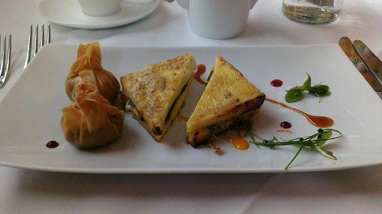 Cinnamon Culture : Panner sandwich