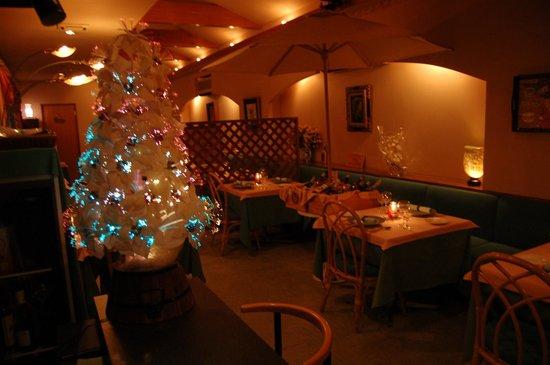 Brasserie King's Dining: 店内