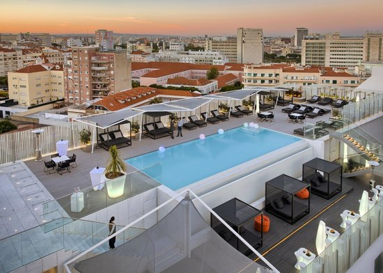 Epic Sana Lisboa Hotel 165 1 8 Updated 2018 Prices Reviews Lisbon Portugal Tripadvisor