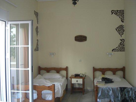 Lamon Hotel: spiralen enigzins voelbaar, opgelost door er twee dekens overheen te doen